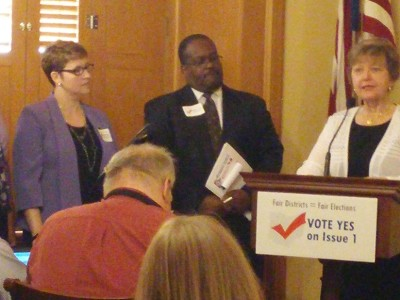 OFU: No on Pot Cartel; Yes on Redistricting in Election 2015