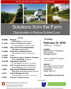Free Lunch and Nutrient Management Seminar – Paulding County
