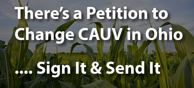 Help Change CAUV – Sign & Circulate the Petition