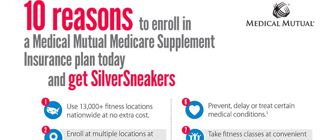 OFU Insurance Now Offers MedSupp with Silver Sneakers!