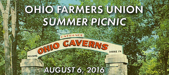 August 6 is OFU Summer Picnic – RSVP Now