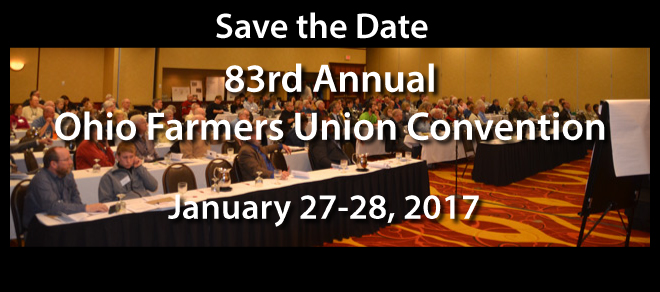 2017 OFU Convention – Get Registered!