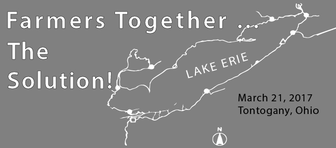 Maumee-Lake Erie Watershed Meeting for Farmers
