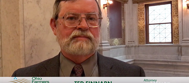 CAUV – Ted Finnarn after OFU Testimony