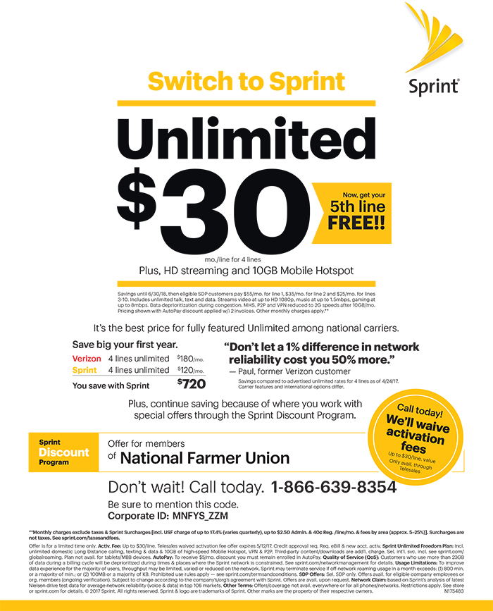 Sprint activation fee waived promo code - Nutrish dog food
