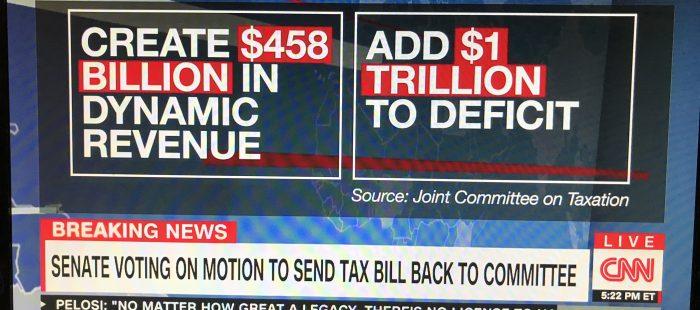 OFU Urges Ohio's U.S. Senators to Reject Current Tax Bill