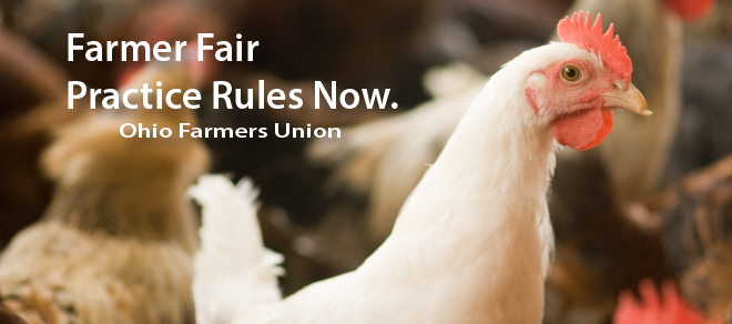 OFU Among Farm Groups Urging Trump to Implement Farmer Fair Practices Rules
